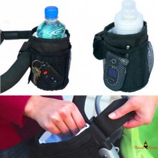 Держатель - подставка для бутылочки (в ткани)